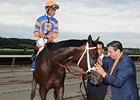 Uncle Mo and Owner Mike Repole.
