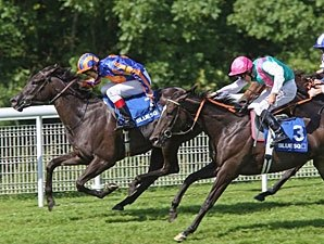 Heavenly Result in Nassau Stakes