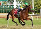 Ioya Bigtime upsets the Stars and Stripes at Arlington Park.