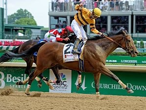 Successful Dan Sizzles in Alysheba Win