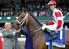 "Derby Kitten with Ken Ramsey after victory in the Coolmore Lexington.<br><a target=""blank"" href=""http://www.bloodhorse.com/horse-racing/photo-store?ref=http%3A%2F%2Fpictopia.com%2Fperl%2Fgal%3Fprovider_id%3D368%26ptp_photo_id%3D9500940%26ref%3Dstory"">Order This Photo</a>"