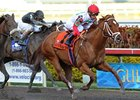 "D' Funnybone tries for his fifth graded stakes win in the Withers.<br><a target=""blank"" href=""http://www.bloodhorse.com/horse-racing/photo-store?ref=http%3A%2F%2Fpictopia.com%2Fperl%2Fgal%3Fprovider_id%3D368%26ptp_photo_id%3D8802754%26ref%3Dstory"">Order This Photo</a>"