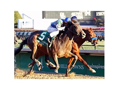 Blame leads the list of probable starters for the Stephen Foster Handicap at Churchill Downs.