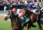 "The Breeders' Cup Juvenile Fillies Turf, won in 2011 by Stephanie's Kitten, will be a grade I in 2012. <br><a target=""blank"" href=""http://www.bloodhorse.com/horse-racing/photo-store?ref=http%3A%2F%2Fpictopia.com%2Fperl%2Fgal%3Fprovider_id%3D368%26ptp_phot"