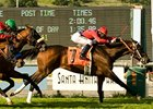 Boule d'Or Steals Gold in San Luis Rey