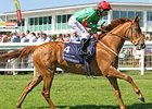 Dancing Rain Upsets Field in Investec Oaks