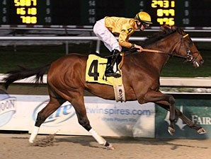 Departing - Allowance win, February 1, 2013.