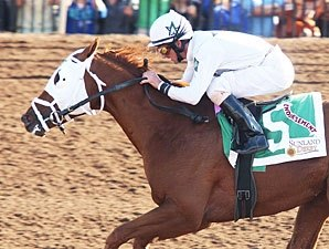 Endorsement Earns Derby Nod with Sunland Win
