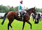 "Frankel is scheduled to make his final start on British Champions Day.<br><a target=""blank"" href=""http://photos.bloodhorse.com/AtTheRaces-1/at-the-races-2012/22274956_jFd5jM#!i=1927620622&k=Crnm232"">Order This Photo</a>"