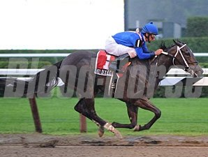 Hot Dixie Chick wins the 2009 Schuylerville.