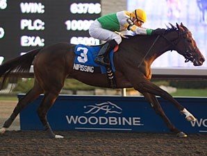 Nipissing wins the South Ocean Stakes.