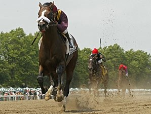 Cool Coal Man wins the 2010 Skip Away.