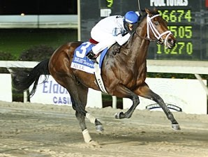 Rule wins the 2009 Delta Jackpot.