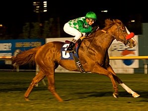 Unzip Me Rolls Again in Oak Tree Opener