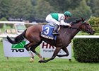 Emerald Beech won the Glen Falls at Saratoga in September.