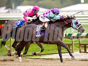 Sloane Ranger wins the 2011 Maryland Million Sprint.