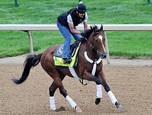 Goldencents - Churchill Downs, April 29, 2013.