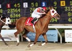 Magic Sunset caps Louisiana Premier Night with a convincing Championship Stakes win.