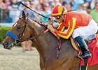 Undefeated Lookin At Lucky will be one of the favorites for the Breeders' Cup Juvenile.