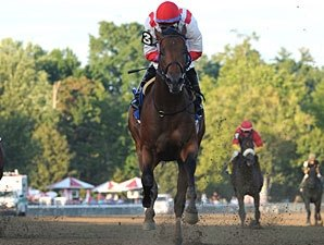 Top 2-Year-Old Spurious Precision Euthanized