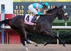 Zenyatta Makes it 16-for-16 in Apple Blossom