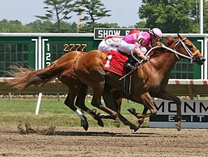 Wild About Sonny breaks her maiden on June 19, 2010.