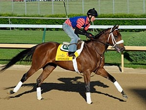 Optimizer - Churchill Downs, April 27, 2012
