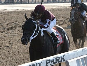 Tizway is Bond's Ticket Back to Whitney