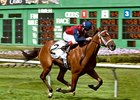 Unusual Way won the Campanile Stakes on June 1 by 2 1/2 lengths.