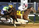 Star Guitar wins the Louisiana Legends Night Classic