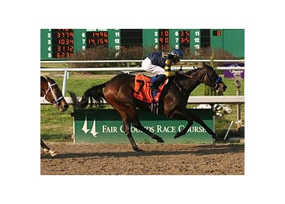 Indian Blessing, who won the Silverbulletday on Feb 9, will return to New Orleans to run in the Fair Grounds Oaks.