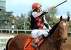 "Texas Red<br><a target=""blank"" href=""http://photos.bloodhorse.com/BreedersCup/2014-Breeders-Cup/Juvenile/i-Mg324fF"">Order This Photo</a>"