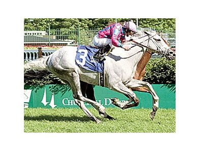 Silverfoot returns in the Colonel E. R. Bradley from a nearly 14-month layoff.