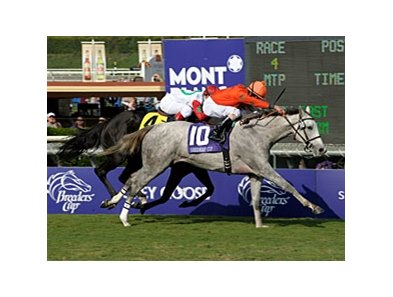 "Tapitsfly gets up late in the Breeders' Cup Juvenile Filies Turf.<br><a target=""blank"" href=""http://www.bloodhorse.com/horse-racing/photo-store?ref=http%3A%2F%2Fpictopia.com%2Fperl%2Fgal%3Fprovider_id%3D368%26ptp_photo_id%3D8609261%26ref%3Dstory"">Order This Photo</a>"