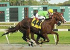 Catalina Red won the seven-furlong Pasco Stakes in a track record time of 1:21.40 Dec. 27.