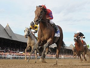 Bullsbay wins the 2009 Whitney.