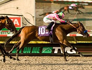 El Brujo's O'Brien Caps Baffert's Big Day