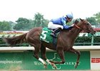 Winning Colors Stakes winner Graeme Six is the only graded stakes winner entered in the Endine Stakes.
