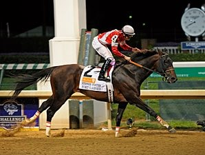 Fort Larned Breezes in Saratoga Slop