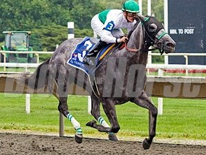 Informed Decision wins the 2009 Chicago Handicap.