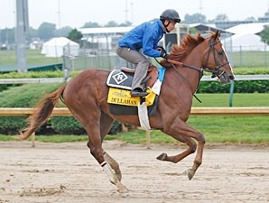 Dullahan - Churchill Downs, April 21, 2012.