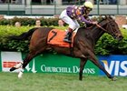 Bayou's Lassie Wires Distaff Turf Mile