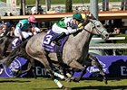 "Champion Forever Together will make her 2009 debut in the Jenny Wiley.<br><a target=""blank"" href=""http://www.bloodhorse.com/horse-racing/photo-store?ref=http%3A%2F%2Fpictopia.com%2Fperl%2Fgal%3Fprovider_id%3D368%26ptp_photo_id%3D6446658%26ref%3Dstory"">Order This Photo</a>"