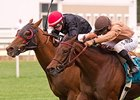 Strathnaver won the Lady Baltimore Stakes on September 21.
