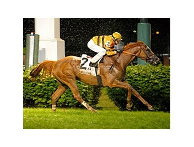 "Wise Dan and John Velazquez take the Firecracker Handicap.<br><a target=""blank"" href=""http://photos.bloodhorse.com/AtTheRaces-1/at-the-races-2013/27257665_QgCqdh#!i=2605311988&k=RT9XjMr"">Order This Photo</a>"