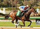 Uzziel Seeks Relief in Wilshire Stakes
