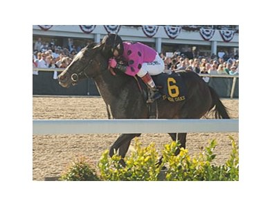 Diva Delite's most recent win was in the Florida Oaks on March 13.