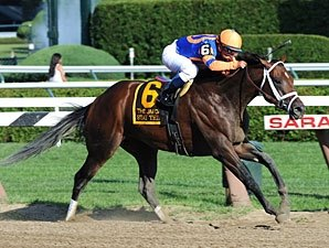 Stay Thirsty Dominates Jim Dandy