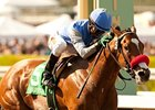 Goldencents, Trinniberg Drill at Santa Anita