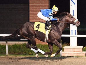 Gayego wins the 2010 Presque Isle Mile.